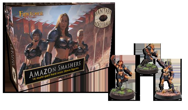 Amazon Smashers