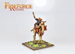 Mongol Drummer on Camel