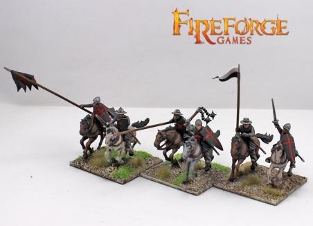 12x Mounted Sergeants