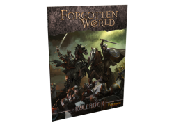Forgotten World - Rulebook