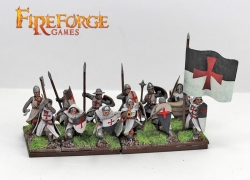 24x Templar Infantry