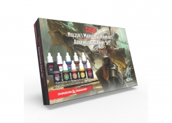 D&D® Adventurers Paint Set
