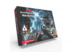 D&D® Monsters Paint Set