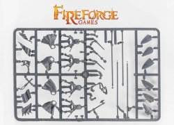 Mounted Sergeants Command Frame
