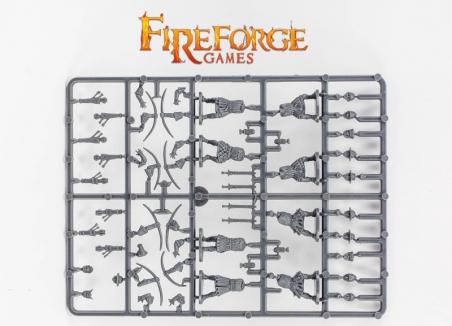 Medieval Archers Frame