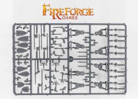 Foot Sergeants Frame