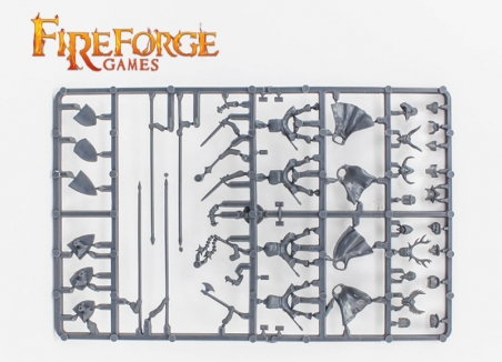 Albion's Knights Frame