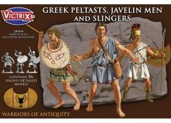 Peltasts, Javelin Men and...