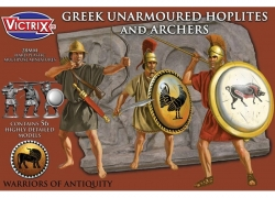 Unarmoured Hoplites and...