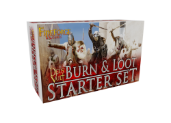 DV Burn&Loot Starter Set