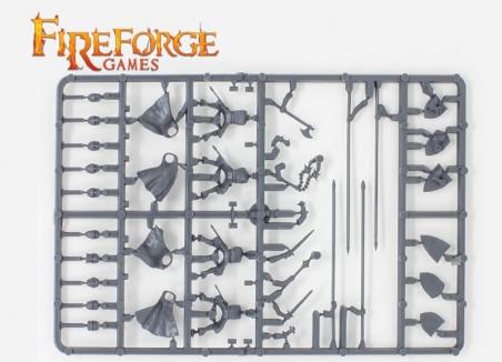 Western Knights Frame (Rear)