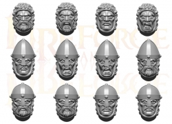 Resin Additional Heads