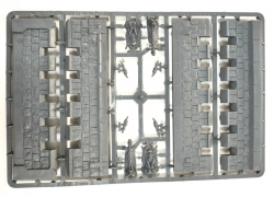 Tower Battlements Frame
