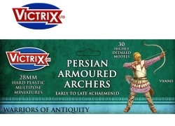 Persian Armoured Archers