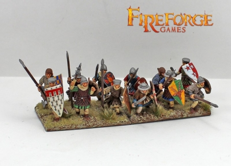 Foot Sergeants